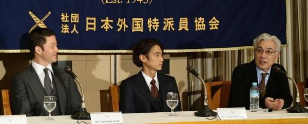 Tadanobu Asano (inkvisiittorin tulkki), Yosuke Kubozuka (Kichijiro), Issey Ogata (Inoue).