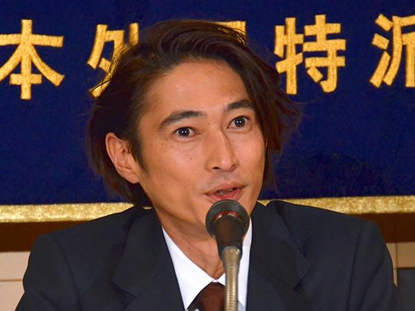 Yosuke Kubozuka.
