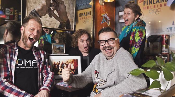Homomman Suomen teatteri