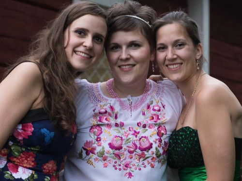 Záborszky sisters (2)