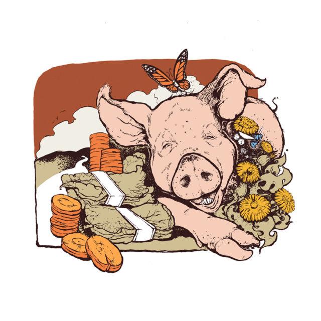Syö oikeudet eläimille