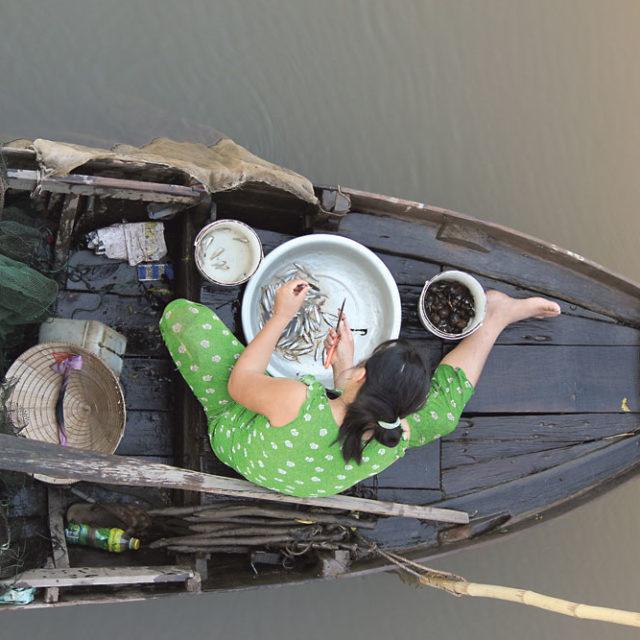 Ilmastonmuutos uhkaa Vietnamin ruokaturvaa