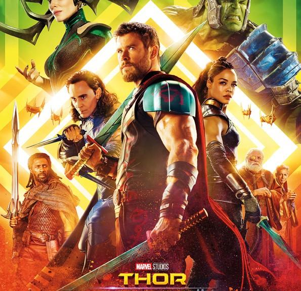 Thor:Ragnarök – Kun maailmanloppu lähestyy