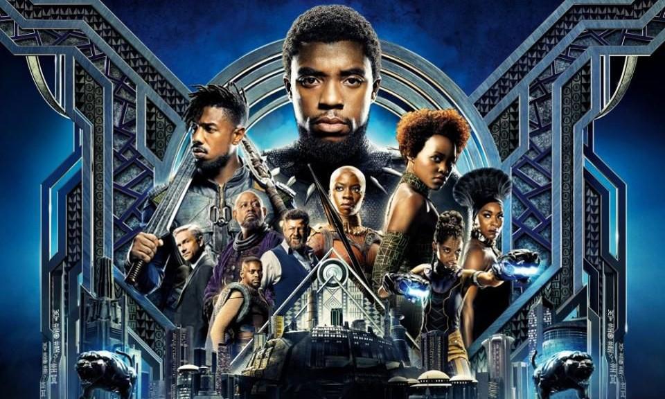 Black Panther ja Black lives Matter