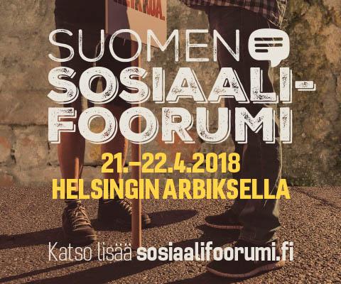 Sosiaalifoorumi 2018