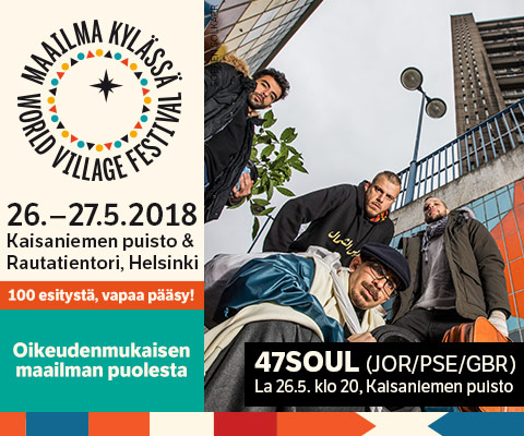 Maailma Kylässä 2018