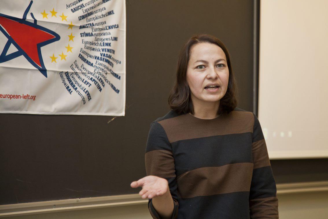 Amerikkalais-suomalainen Mariko Sato kertoi syyskuun alussaEyes totheWest –tapahtumassaHelsingissä osallistumisestaanBernieSandersinvaalikampanjaan.