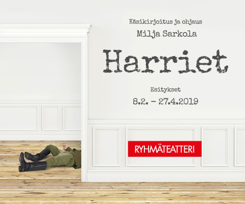 Ryhmäteatteri / Harriet