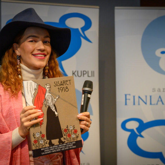 Tampereella juhlitaan sarjakuvaa ja sarjakuva-aktivismia