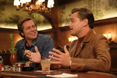 Tarantinon jaaritteleva Once Upon A Time... in Hollywood