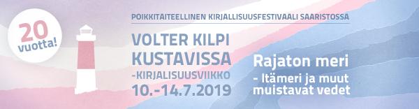 Volter Kilpi 2019