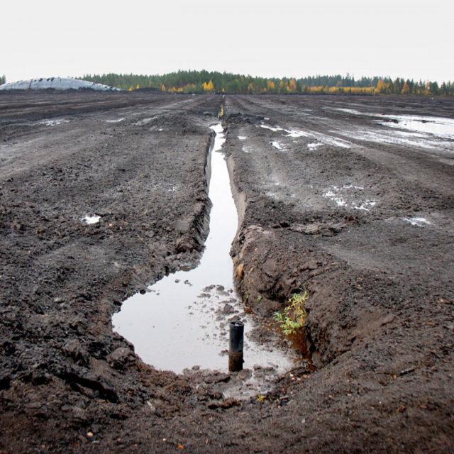 Suomi on maailman suurimpia turpeen tuottajia. Turvesuomi-projekti tähtää turpeennoston hallittuun alasajoon
