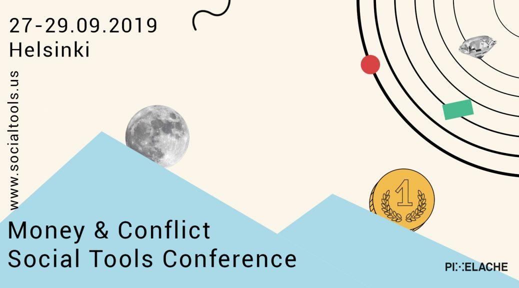 SOCIAL TOOLS CONFERENCE 2019 - Voiman tapahtumakalenteri