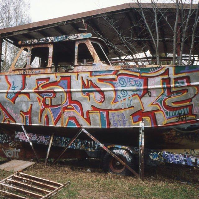 Helsinki-graffiti idempänä kuin koskaan. Graffest esittää graffitia maalattuna, kuvattuna ja tatuoituna.