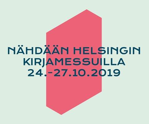 Helsingin kirjamessut 2019