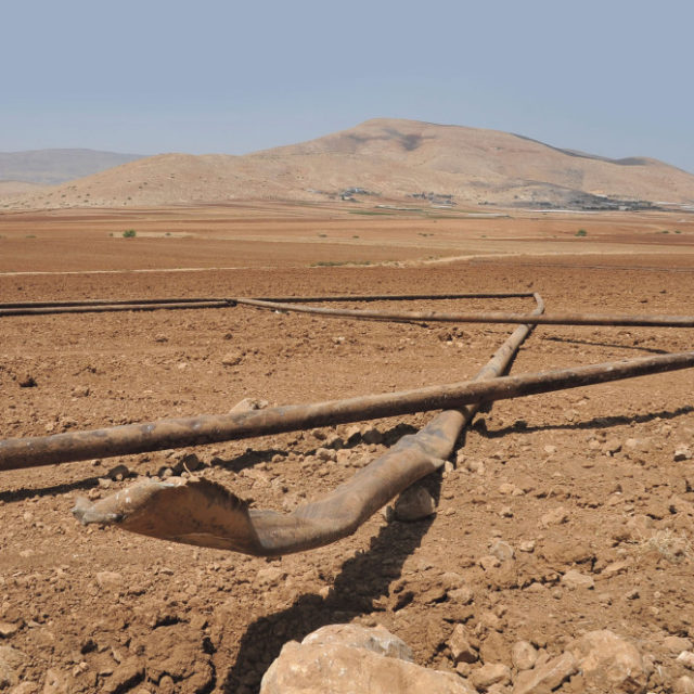 Ilmastonmuutos syventää Israelin apartheidia