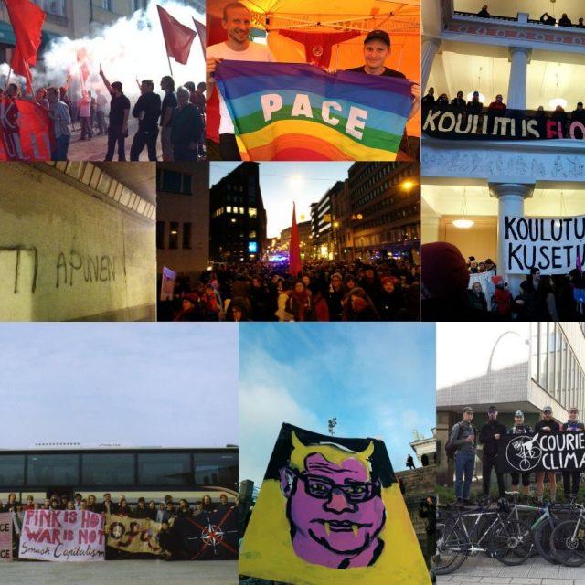 Valokuvauskilpailu suomalaisesta aktivismista