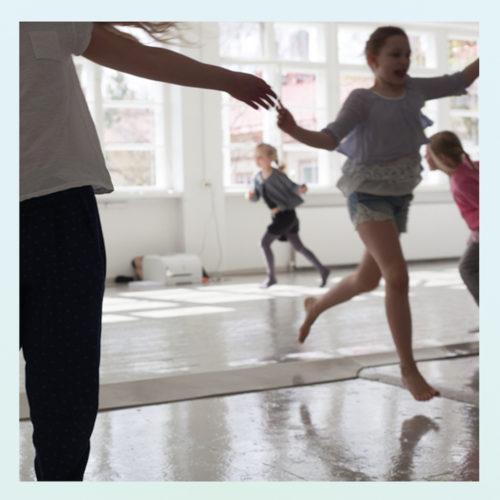 Nykytaidetila Kutomon tanssitunnit keväällä 2020
