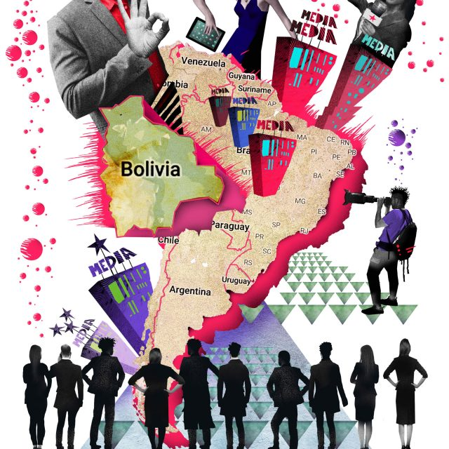 Bolivian kriisin uutisoinnissa tulkittiin tilannetta omien toiveiden läpi