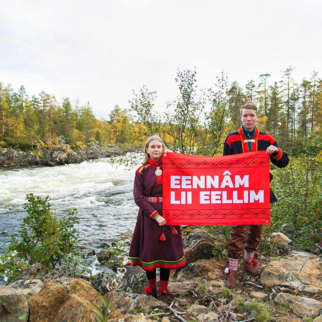 Voiman toimittaja kuratoi saamelaisen taideaktivismin näyttelyn Mikkelin taidemuseoon