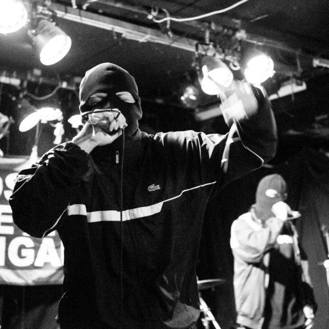 Moscow Death Brigaden konseptina on antifa-hiphop