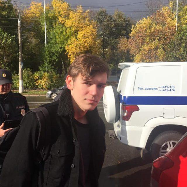 "Poliittinen aktivisti Dmitri Morozov: ""Unelmoin sosiaalisesta oikeudenmukaisuudesta"""