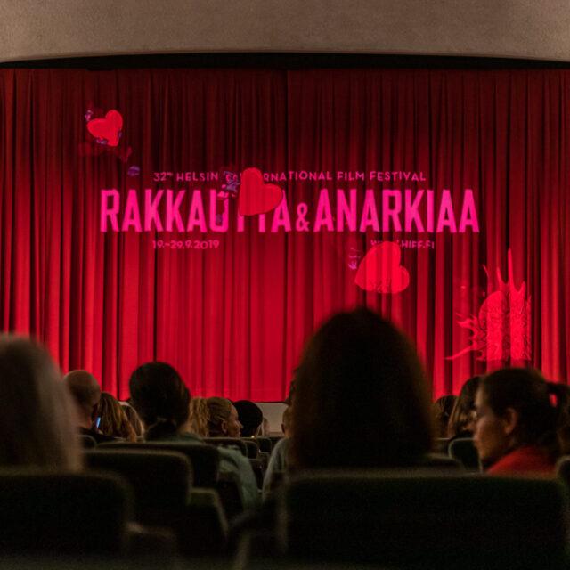 Helsinki International Film Festival - Rakkautta & Anarkiaa