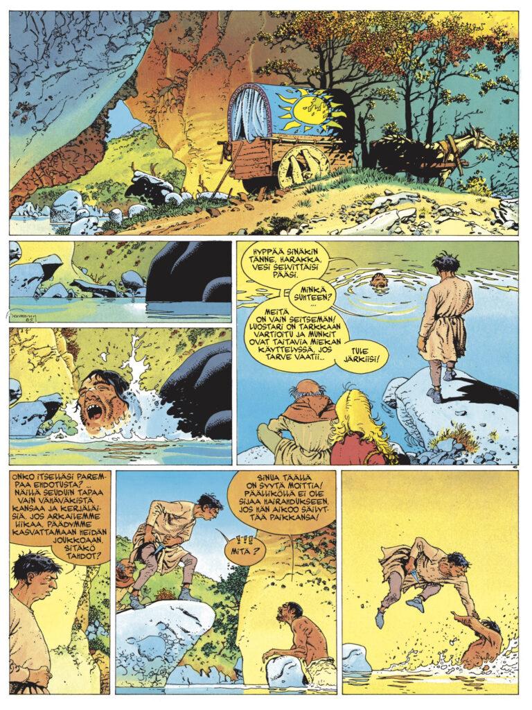 Bois-Mauryn tornit 3 sivu 6