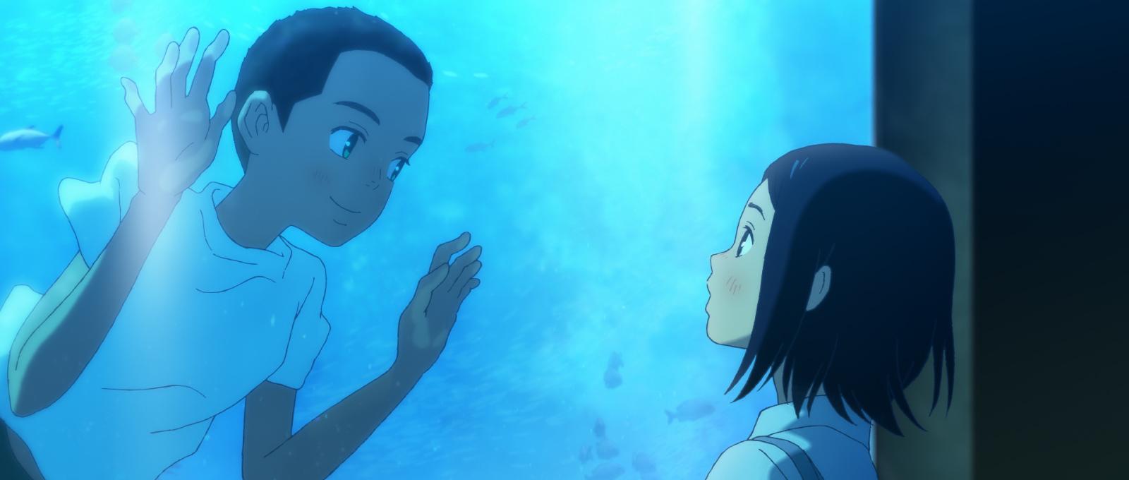 Ayumu Watanaben animaatioelokuva on esteettisesti vaikuttava kuvaus ihmisenä kasvamisesta