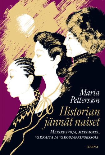 Historian jännät naiset kansikuva