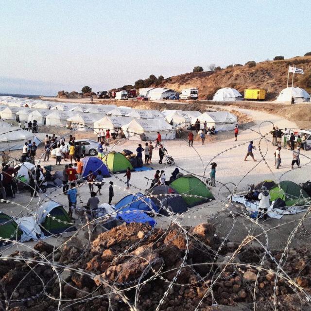 Pakolaisleiri Moria 2.0 on maanpäällinen helvetti Euroopassa
