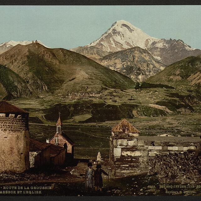 Kaukasus: kielten ja kulttuurien sekamelska