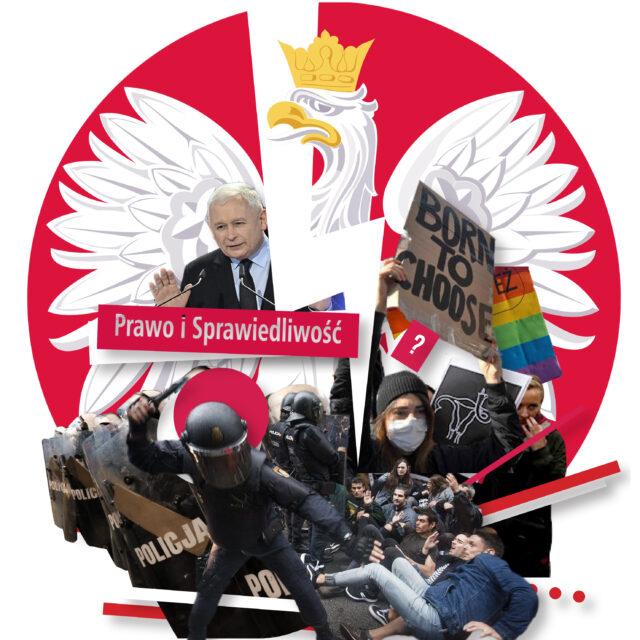 Puolan nuoret ja naiset haluavat murtaa oikeiston hegemonian