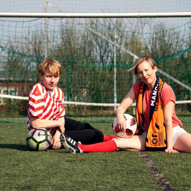 Woolf, futis ja oma tila – Jälkipelit -podcastissa kosketus jalkapalloon on yhteiskunnallinen