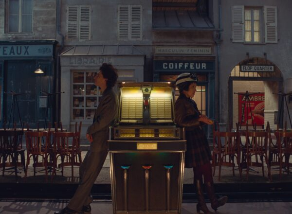 Wes Anderson <3 New Yorker