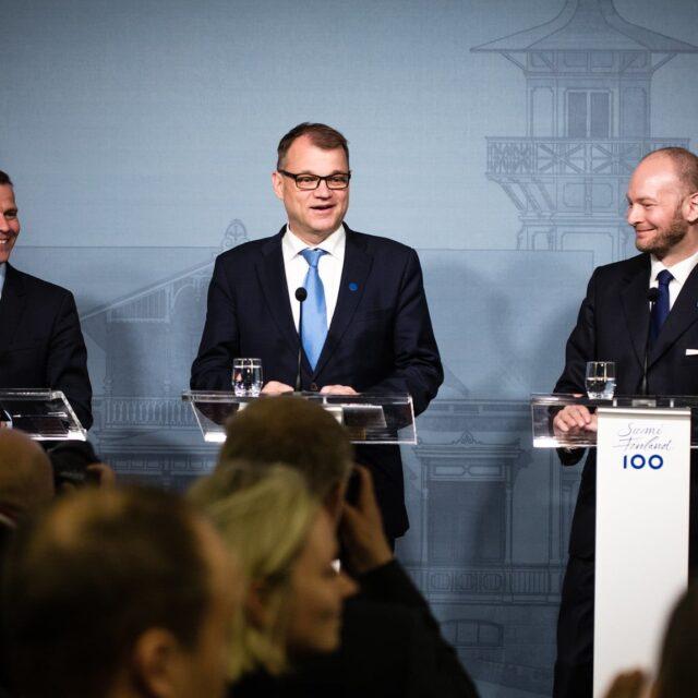 Yhdeksän kymmenestä suomalaisesta köyhtyi edellisen hallituksen aikana