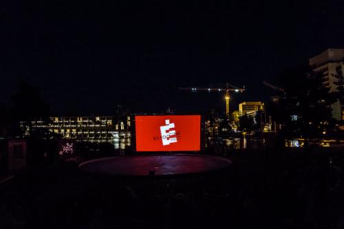 Espoo Cinén ulkoilmanäytös: Amélie