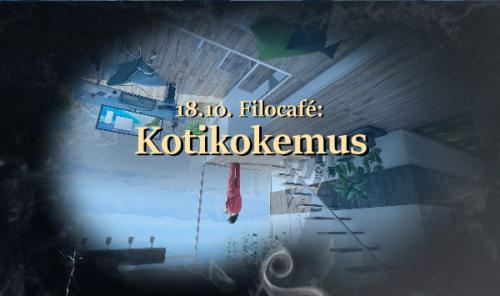 Filocafé: Kotikokemus